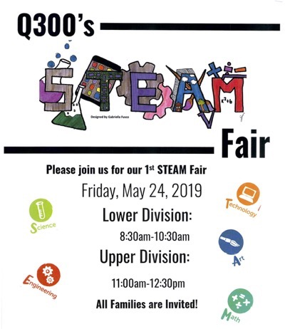 Q300STEAMFair2019Flyer