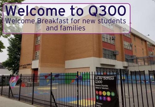 WelcomeQ300FamilyBreakfast2019Image