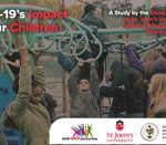 St. John's University's research on the impact of COVID-19 among children (ages 11-17)