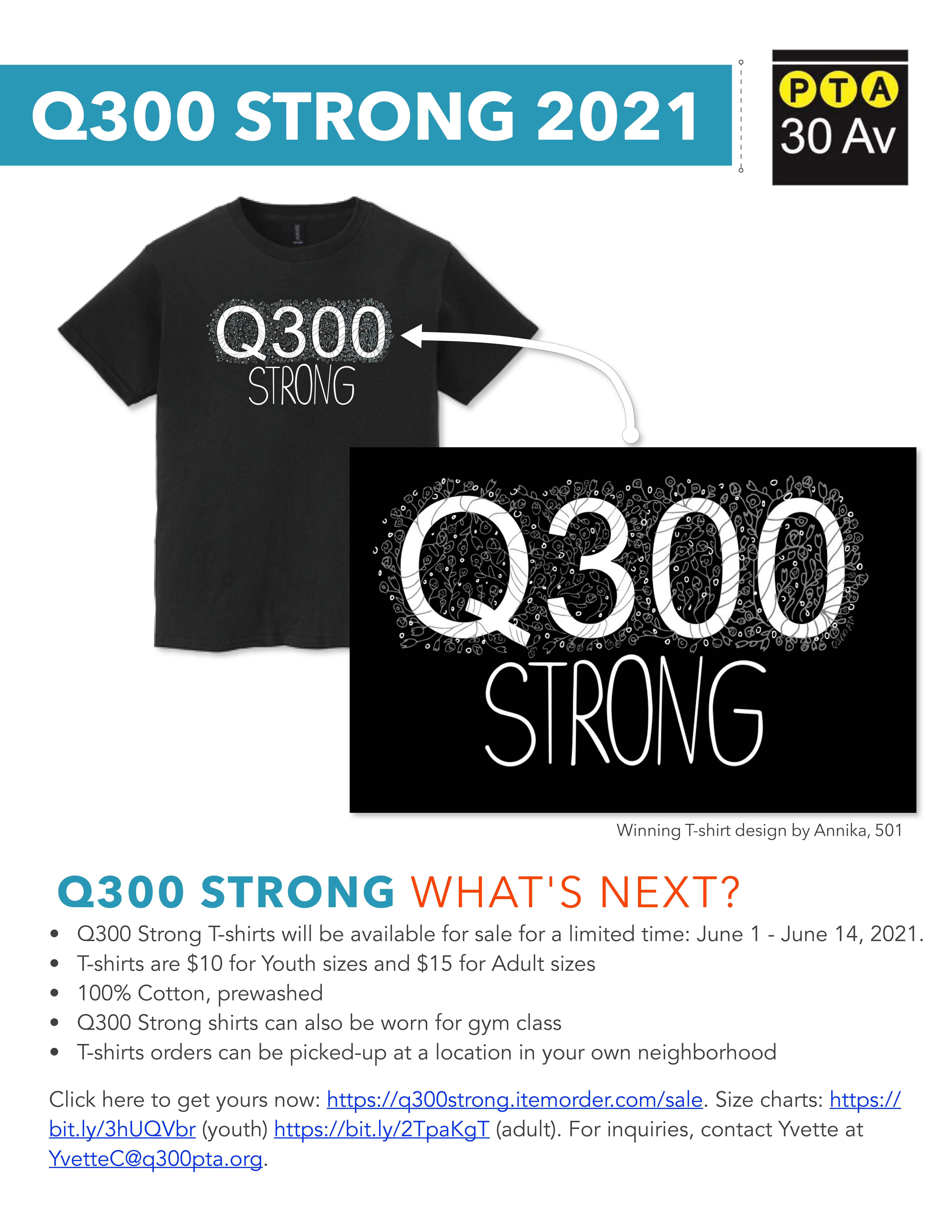 Q300PTACommunicationComm2021Q300StrongFlyerRev400