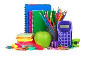 School supplies group order for 2021-2022 (no PTA order in 2021)